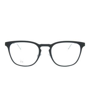 Dior 0214 YZ4 Matte Brown Eyeglasses ODU